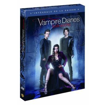 The Vampire DiariesThe Vampire Diaries Seizoen 4 Bluray Box