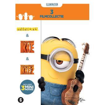 Minions/Despicable me 1&2