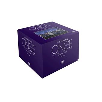 Once Upon a TimeCoffret Once Upon a Time Saisons 1 à 7 DVD