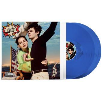 Norman Fucking Rockwell ! Exclusivité Fnac Edition Limitée Vinyle transparent bleu