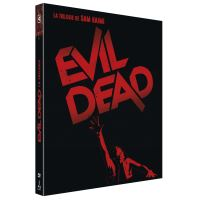 Coffret Evil Dead 1 à 3 Blu-ray