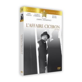 L'affaire Cicéron DVD