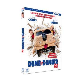 Dumb and Dumber De DVD