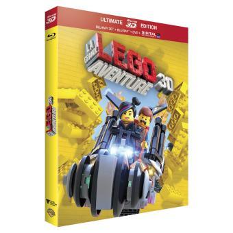 Lego, la grande aventure Blu-Ray 3D
