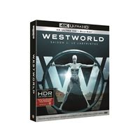 Westworld Saison 1 Blu-ray 4K Ultra HD
