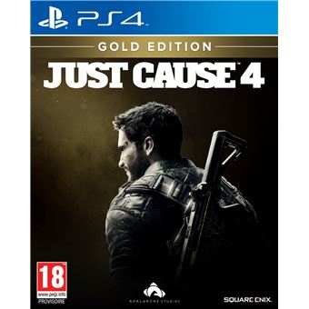 Just Cause 4 Edition Gold PS4