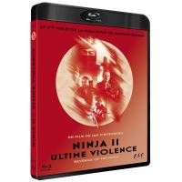 Ninja II : Ultime violence Blu-ray