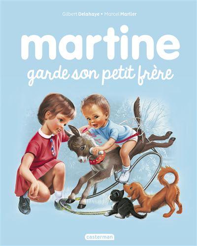 """Résultat de recherche d'images pour """"martine a un petit frere"""""""