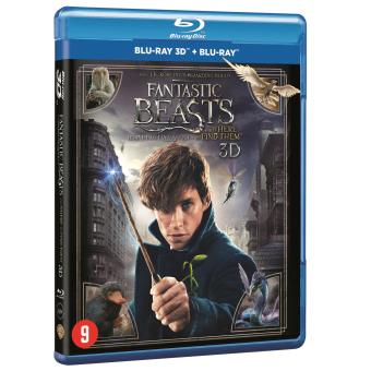 Fantastic Beasts and Where to Find Them/ Les Animaux fantastiques - 3D/2D