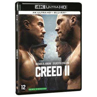 RockyCreed II Blu-ray 4K Ultra HD