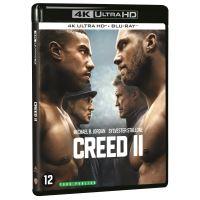 Creed II Blu-ray 4K Ultra HD