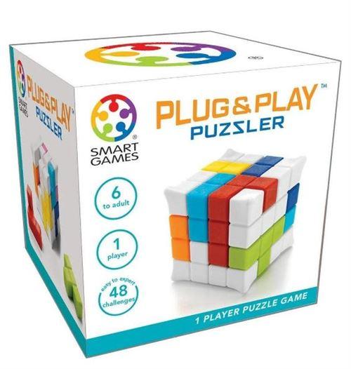 PLUG & PLAY PUZZLER BI