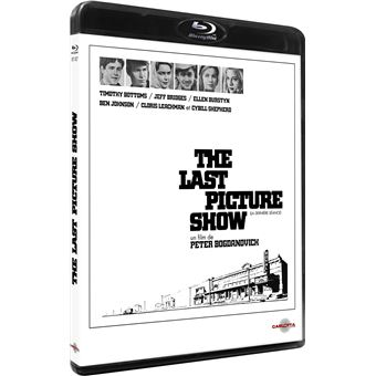 The Last Picture Show Blu-ray