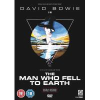 The man who fell to Earth DVD