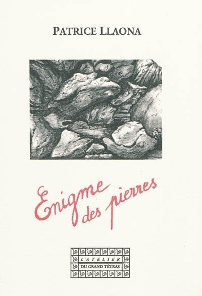 Enigme des pierres