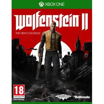 WOLFENSTEIN 2 : The New Colossus MIX XONE
