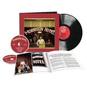 Morrison Hotel - 50th Anniversary - 2CD + LP