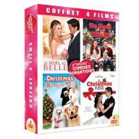 Coffret Comédies Romantiques de Noël 4 Films DVD