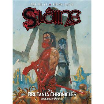 SLAINE BRUTANIA CHRONICLES HC 04