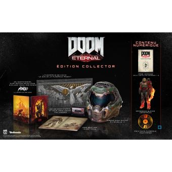 Doom Eternal Edition Collector PC