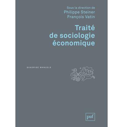 Traité de sociologie économique