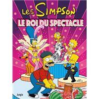 Les Simpson - tome 43 Le roi du spectacle