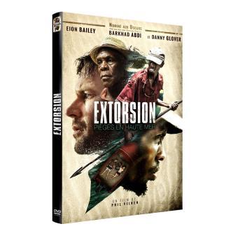 Extorsion DVD