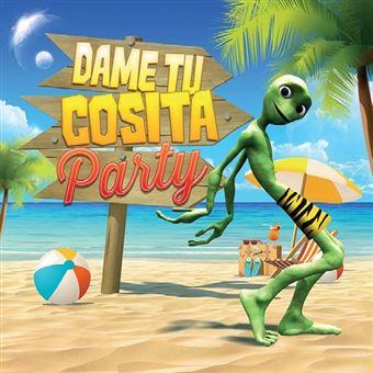 Dame Tu Cosita Party Inclus bracelet