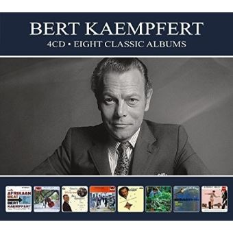 EIGHT CLASSIC ALBUMS/4CD