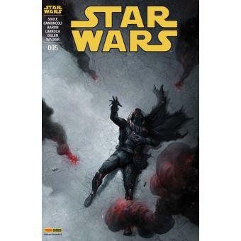 Star WarsStar Wars n°5 (Couverture 1/2)