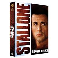Coffret Sylvester Stallone 8 films DVD