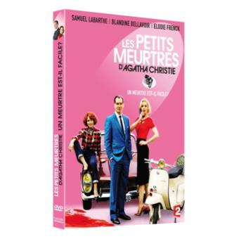 Les petits meurtres d'Agatha ChristieLes petits meurtres d'Agatha Christie Un meurtre est-il facile ? DVD