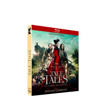 Tale of tales Edition Spéciale Fnac Blu-ray