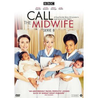 CALL THE MIDWIFE S8-NL