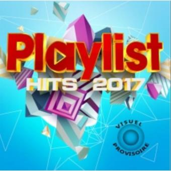 Playlist Hits 2017 Coffret