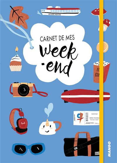 Carnet de mes week-end