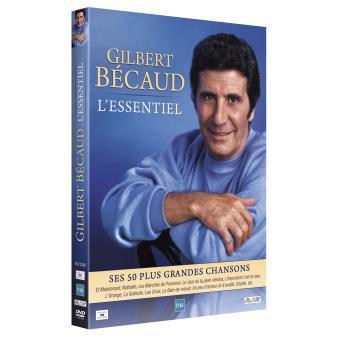 Gilbert Becaud DVD