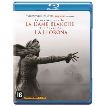 ConjuringLa Malédiction de la Dame Blanche Blu-ray