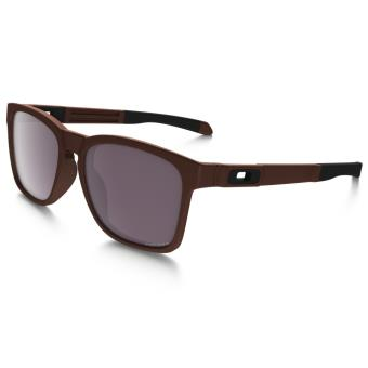 92cefd5a0de9b3 Lunettes de soleil Oakley Catalyst PRIZM Daily Polarized Metals Collection  Marron
