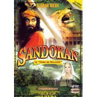 Sandokan - Le Tigre de Malaisie - Coffret intégral 4 DVD