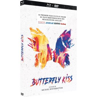 Butterfly Kiss Combo Blu-ray DVD