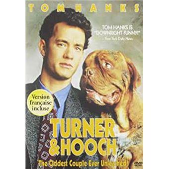 Turner and Hooch - DVD Zone 1