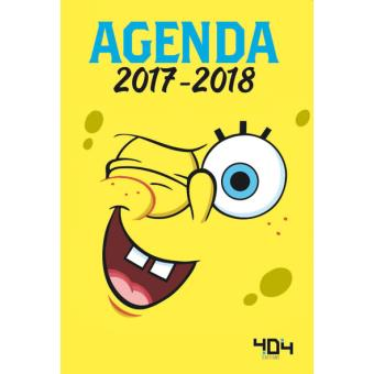 Bob l 39 ponge agenda bob l 39 ponge 2017 2018 nickelodeon broch achat livre fnac - Basket bob l eponge ...