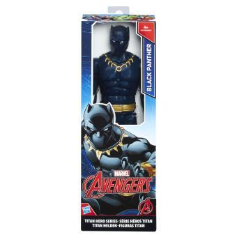 figurine avengers black panther titan hero marvel 30 cm grande figurine achat prix fnac. Black Bedroom Furniture Sets. Home Design Ideas