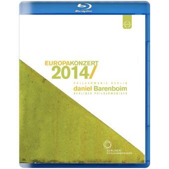 EUROPAKONZERT 2014 FROM BERLIN/BLURAY