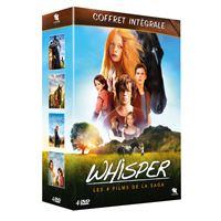 Coffret Whisper L'intégrale DVD