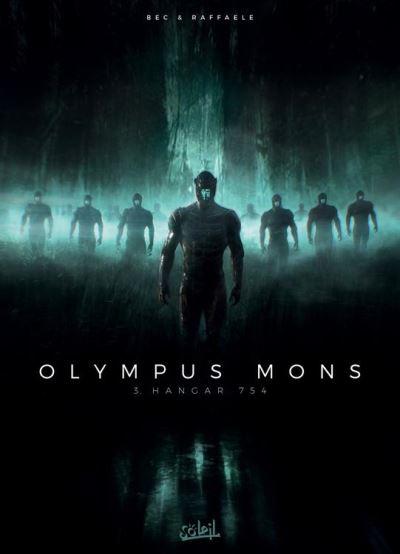 Olympus Mons T03 - Hangar 754 - 9782302069183 - 9,99 €