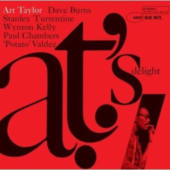 A.T.'s Delight - LP 12''