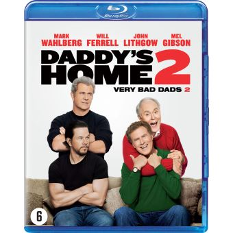 DADDY'S HOME 2  (VERY BAD DADS 2 )-BIL-BLURAY