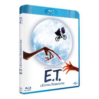 E.T. L'Extra-TerrestreE.T. L'Extra-Terrestre Blu-Ray